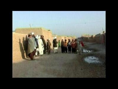Displaced in Afghanistan