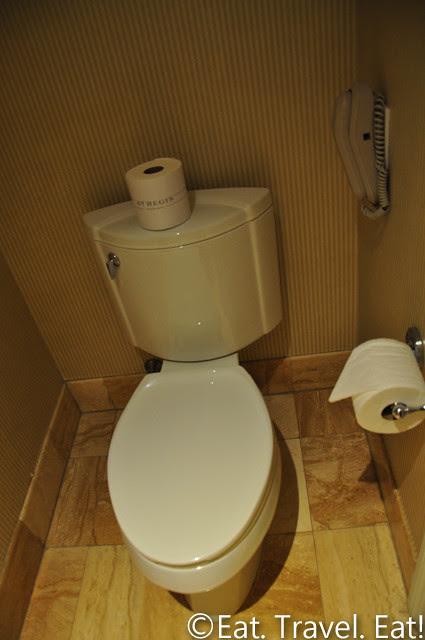 St Regis Monarch Beach- Dana Point, CA: Toilet