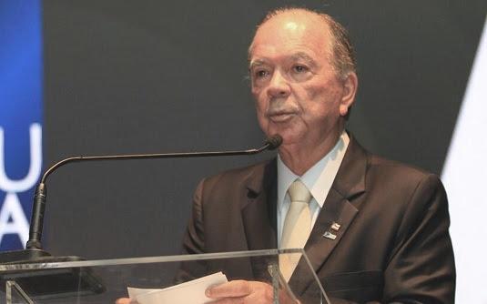 Vice-governador da Bahia tem alta após cinco dias internado em hospital de Salvador | Foto: Camila Souza/ GOV BA