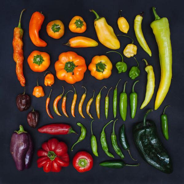 food arrangements 14