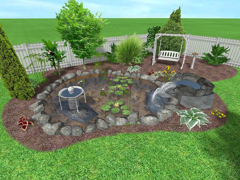 Top Small Back Yard Landscaping Ideas 770 x 578 · 215 kB · jpeg