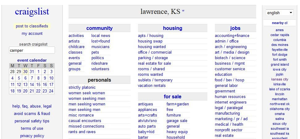 Apartments In Lawrence Ks Craigslist - alenaschaad