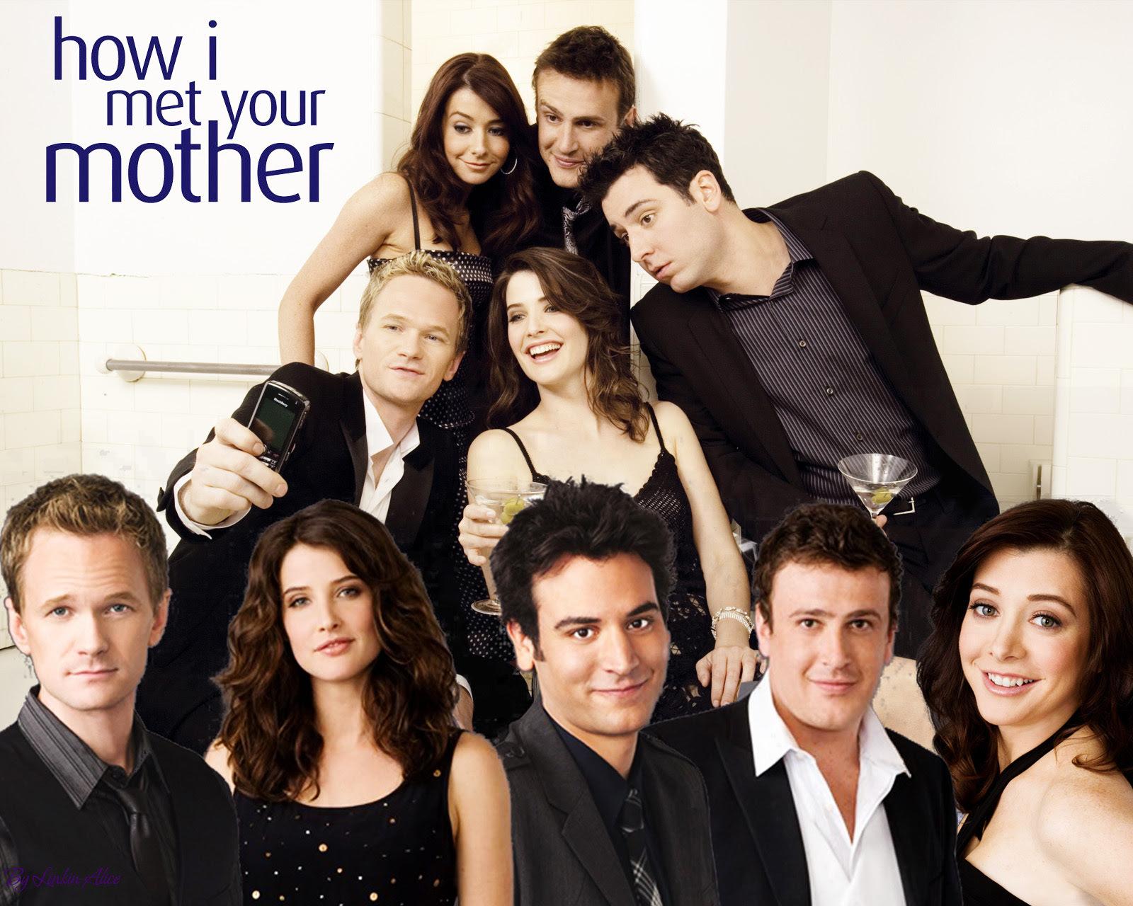 Himym How I Met Your Mother Wallpaper 20633153 Fanpop