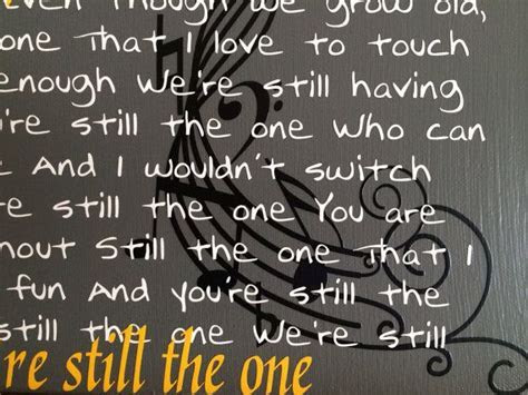 You're Still the One Orleans song lyrics by