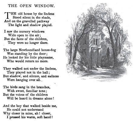 Henry Wadsworth Longfellow ~ 1850