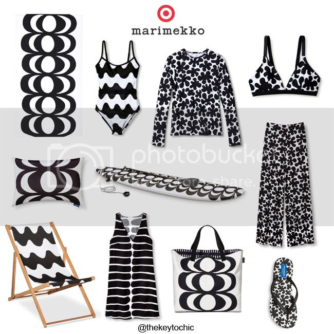 Marimekko for Target lookbook, home decor, and outdoor goods