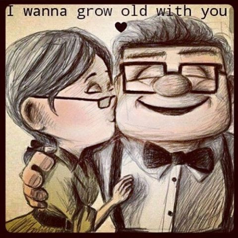 I Wanna Grow Old With You Pictures Photos And Images For Facebook