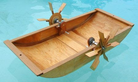 homemade wooden kayak rack outdoor use - Canoeing / Kayaking
