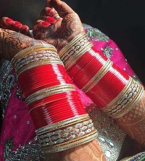 Amazing Punjabi Wedding Chura Ideas   SheIdeas