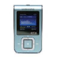 samsung yp tjx mb digital audio player  fm tuner