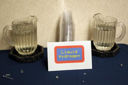 Liquid Hydrogen