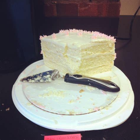 DIY WEDDING CAKE! Vanilla ButterMilk Cake. The Most
