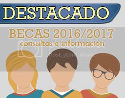 Consulta e Información de Becas del Ministerio 2016/2017