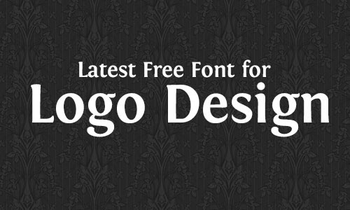 108 Best Free Logo Fonts for Your 2016 Brand Design Projects