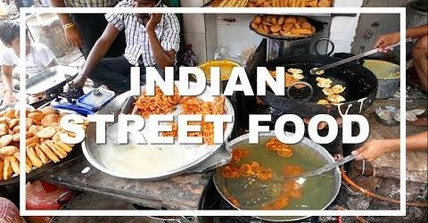 Món ăn đường phố Ấn độ