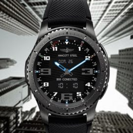 Watchface Friday: Here's four of this week's best watchfaces