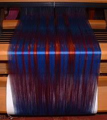 silk warp
