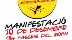 Cartell de la manifestació de la Diada Nacional de Mallorca