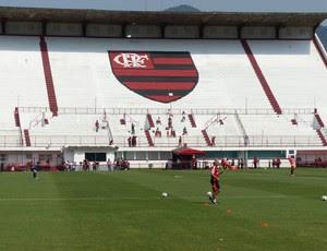 Flamengo treino Gávea
