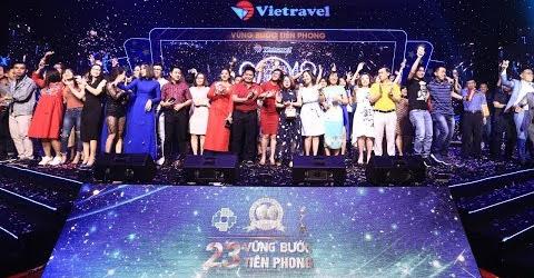 Giây phút Vietravel bước sang tuổi 24 - Happy New Year 2019 | Vietravel