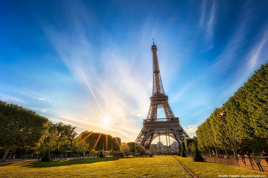 Sunny side of Paris