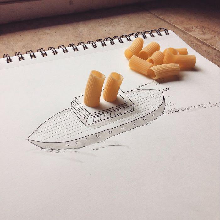 ilustraciones-creativas-objetos-cotidianos-kristian-mensa (13)