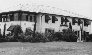 The Bellinger House (taken July 28, 1928) San Antonio Texas