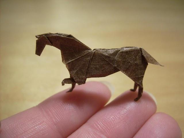microorigami, origami, origami pequeño
