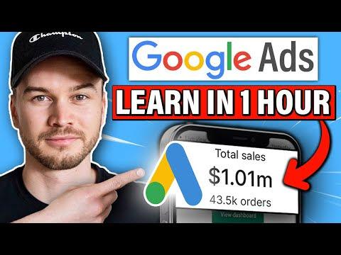 Hướng dẫn sử dụng Google Ads 2021 (AdWords) - Từng bước [Hoàn Thành Khóa học]