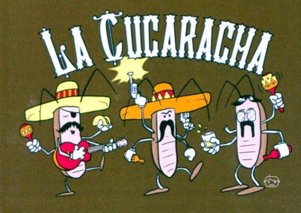 Image result for La Cucaracha