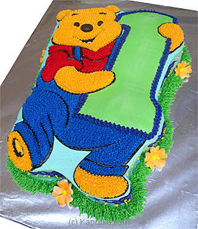 Deals For Let`s Bee Friend Cake (Shaped Cake) Fab Cake ...