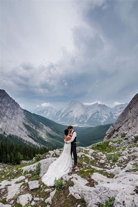 Elopements, The canadian and Hiking on Pinterest