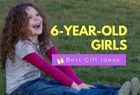 12 Best Gifts For A 6 Year Old Girl   Fun & Lovely
