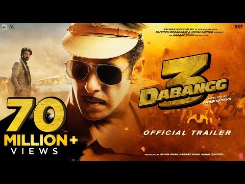Dabangg 3 Trailer Release now watch
