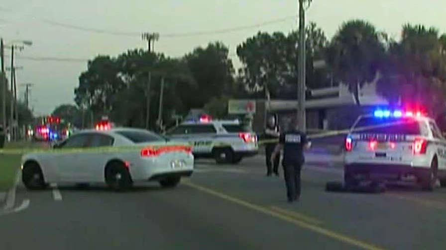 Fourth body found in Florida neighborhood where three other victims were fatally shot.