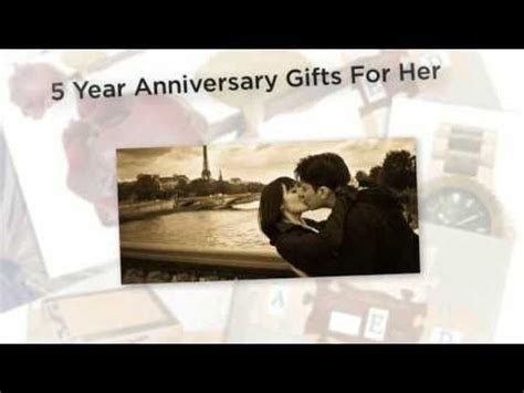 12 best Five Year Anniversary Gifts For A Wife images on