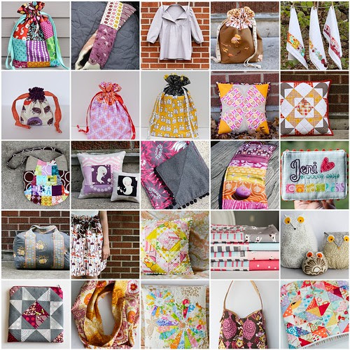 Favorite Sewing Projects 2011 by jenib320