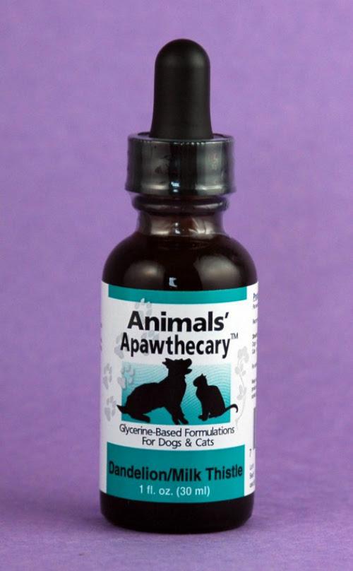 Dandelion Milk Thistle Liquid for Dogs & Cats 2 oz, $15.08ea from ANIMAL ESSENTIALS INC!