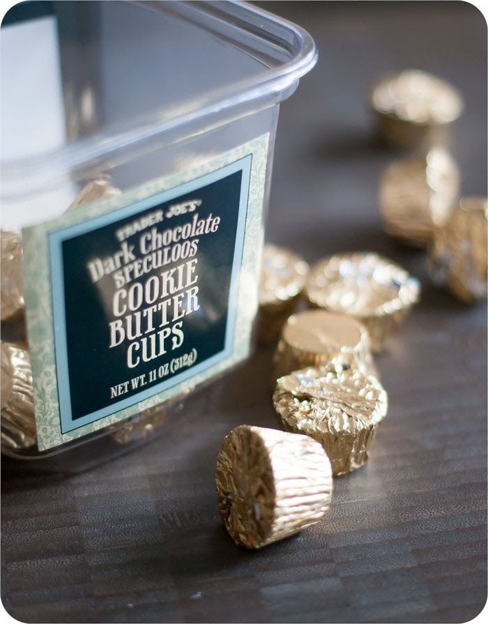 trader joe's dark chocolate cookie butter cups review