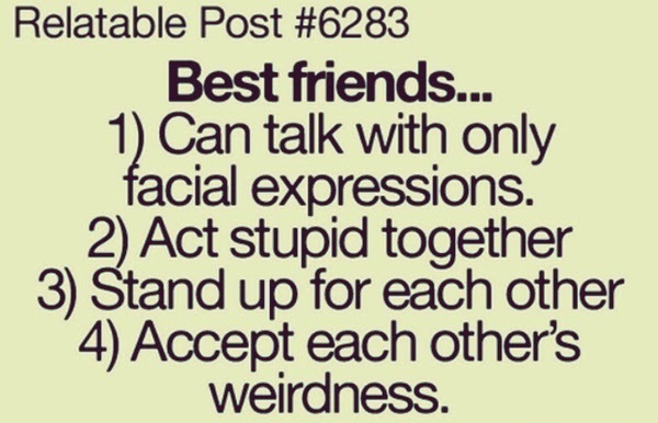 Dumbass Best Friends Quotes With Pictures (17)