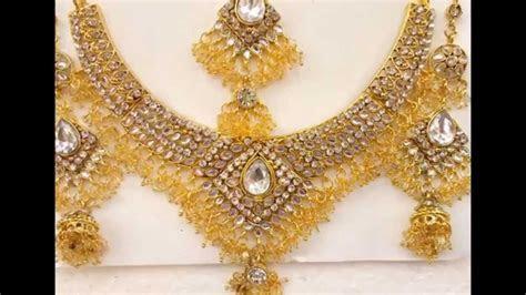 Pakistani Gold Jewelry Designs Images   Top Pakistan