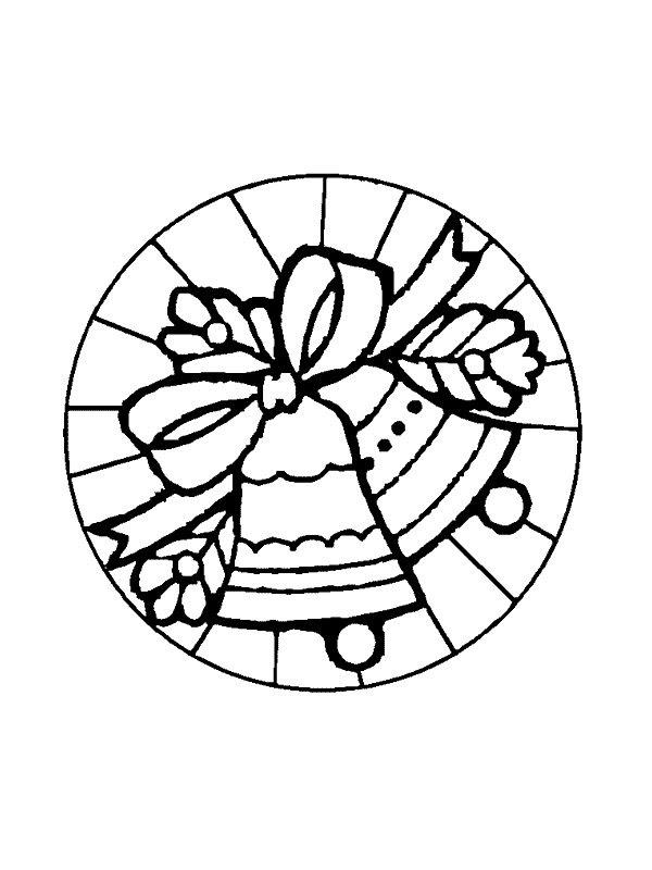 ausmalbilder weihnachten mandala  malvorlagen