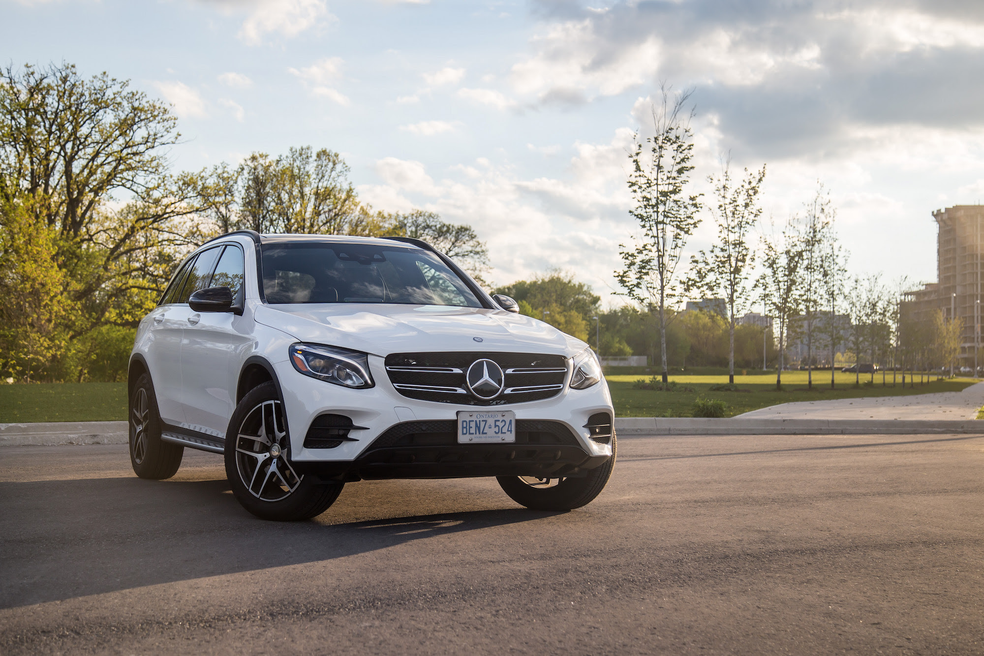 Review: 2017 Mercedes-Benz GLC 300 4MATIC | Canadian Auto ...