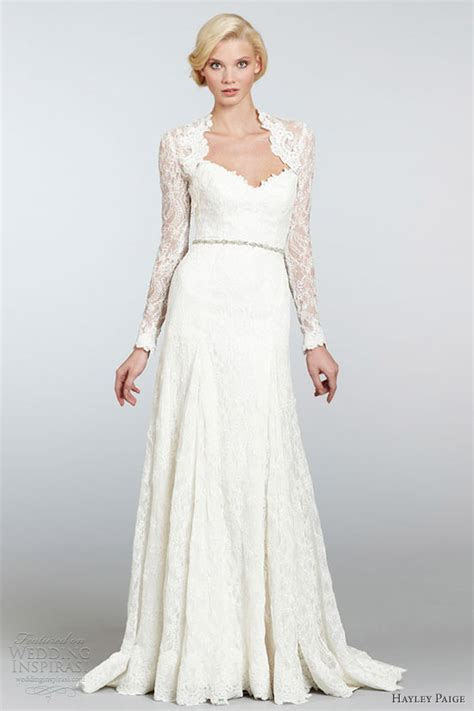 Hayley Paige Spring 2013 Wedding Dresses   Wedding