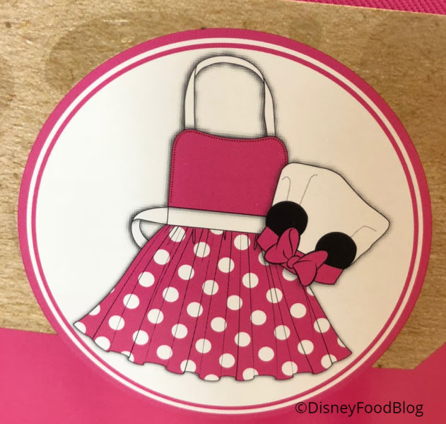 Minnie Apron and Chef's Hat