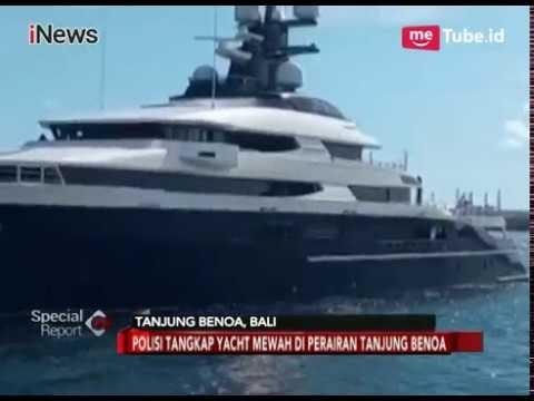 Kapal Mewah Yacht Seharga Rp 3,5 Triliun Ini Lagi Diburu FBI: Terciduk di Bali