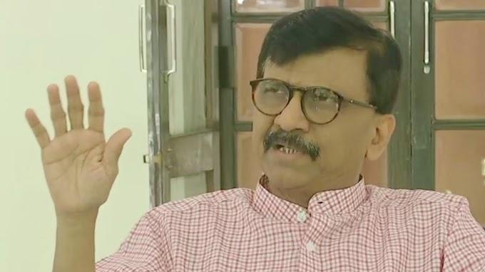 Letter bomb: संजय राउत बोले- 'Parambir Singh सुप्रीम कोर्ट पहुंचे अच्छी बात, वहां न्याय नहीं मिलता'