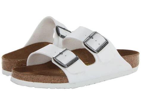 pair  white sandals ordering  white birkenstocks