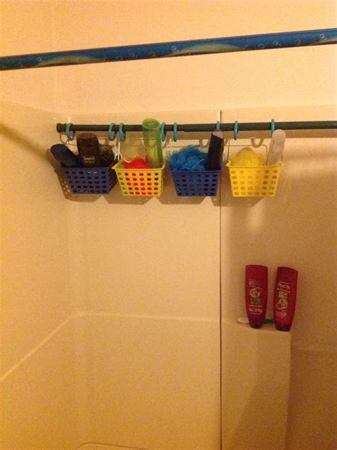 shower caddy idea house pinterest toys  ojays