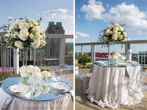 Raleigh City Skyline Wedding Inspiration